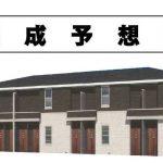 豊後高田 新築アパートB 1LDK セブン横